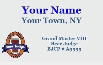 Judge Badge New